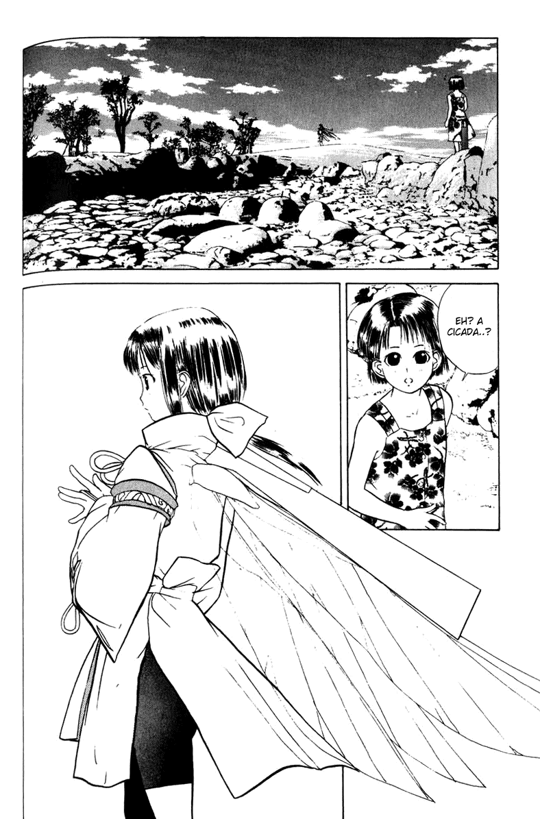 Kami-sama no Tsukurikata - Chapter 11