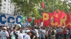 Reagrupemos las fuerzas en un frente popular, patriótico, democrático y antiimperialista