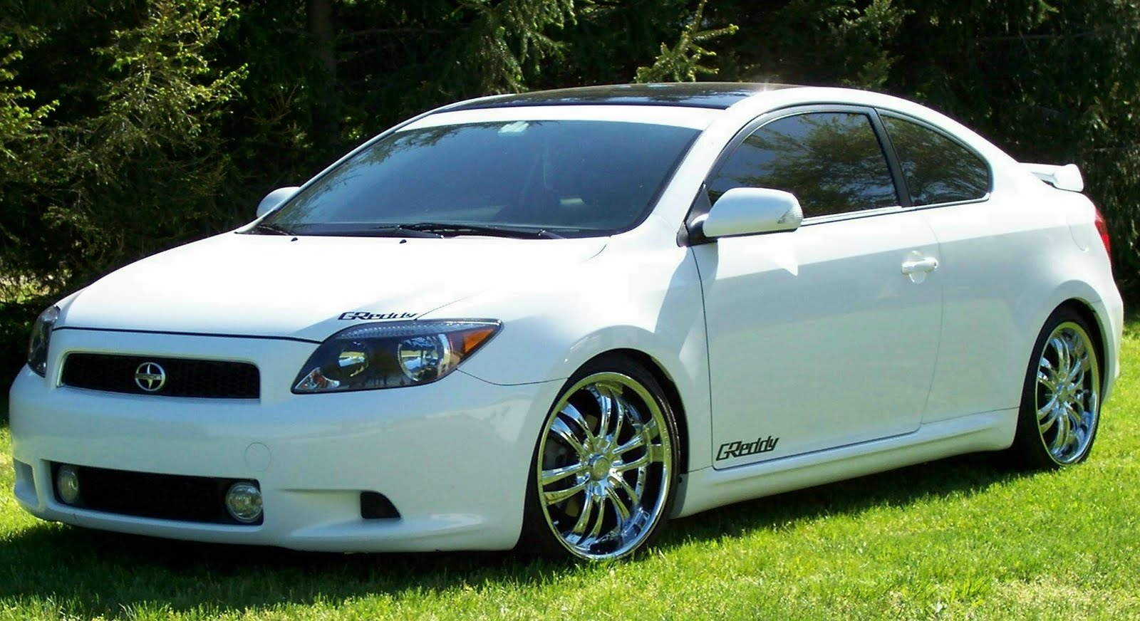 all car collections 2005 scion tc. Black Bedroom Furniture Sets. Home Design Ideas