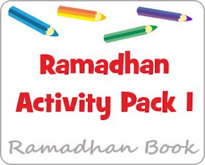 Ramadhaan Activity Pack 2012