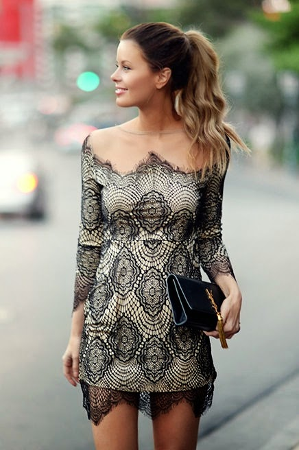 Lace Dress Sold Out