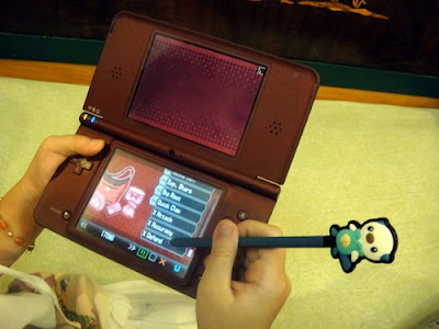 Nintendo DS Pokemon Character Stylus