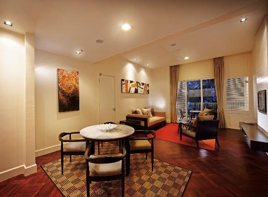 lone pine hotel penang grand premier suite living room