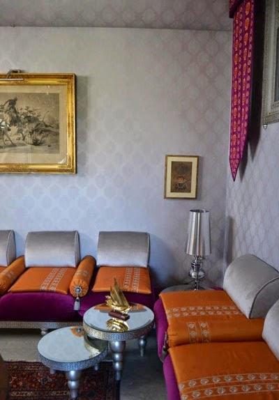 Salon marocaine moderne: Salon marocain design introuvable ...