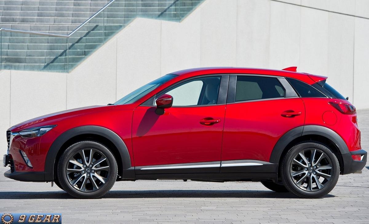 mazda cx 3 skyactiv d 1 5l diesel engine car reviews new car pictures for 2018 2019. Black Bedroom Furniture Sets. Home Design Ideas