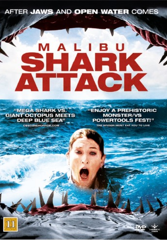 Tiburones en Malibú (2010)