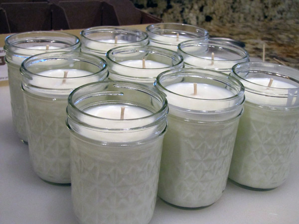 DIY Survival Candles – 2/1/12