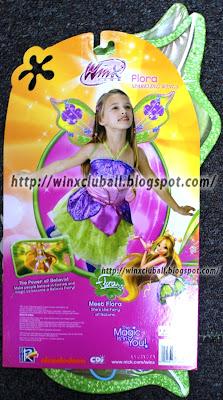 Believix vaikiški sparnai Alas+believix+flora2