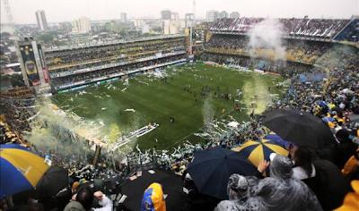 Boca Juniors puso en venta los asientos de 'La Bombonera'