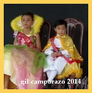 The Mutya (princess) and the Ginoo (prince) of CES 2014