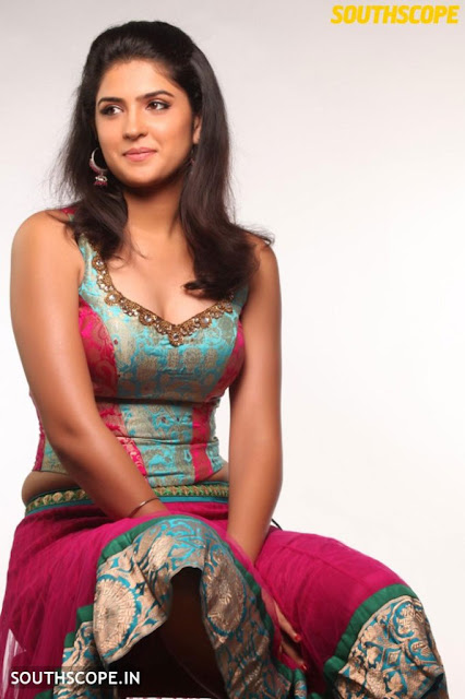 south indian actress deeksha seth hot sexy pics photos