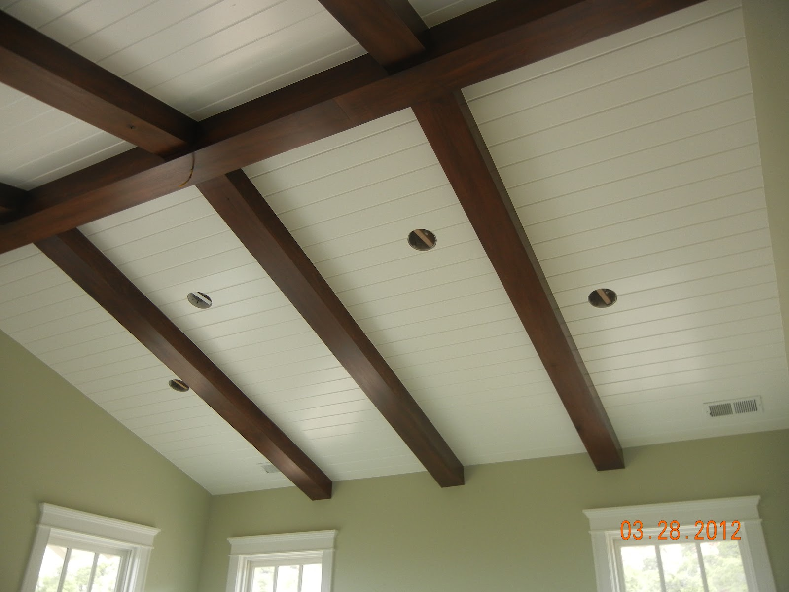 Building the dream ceilings we have some cool ones for Cool painted ceilings