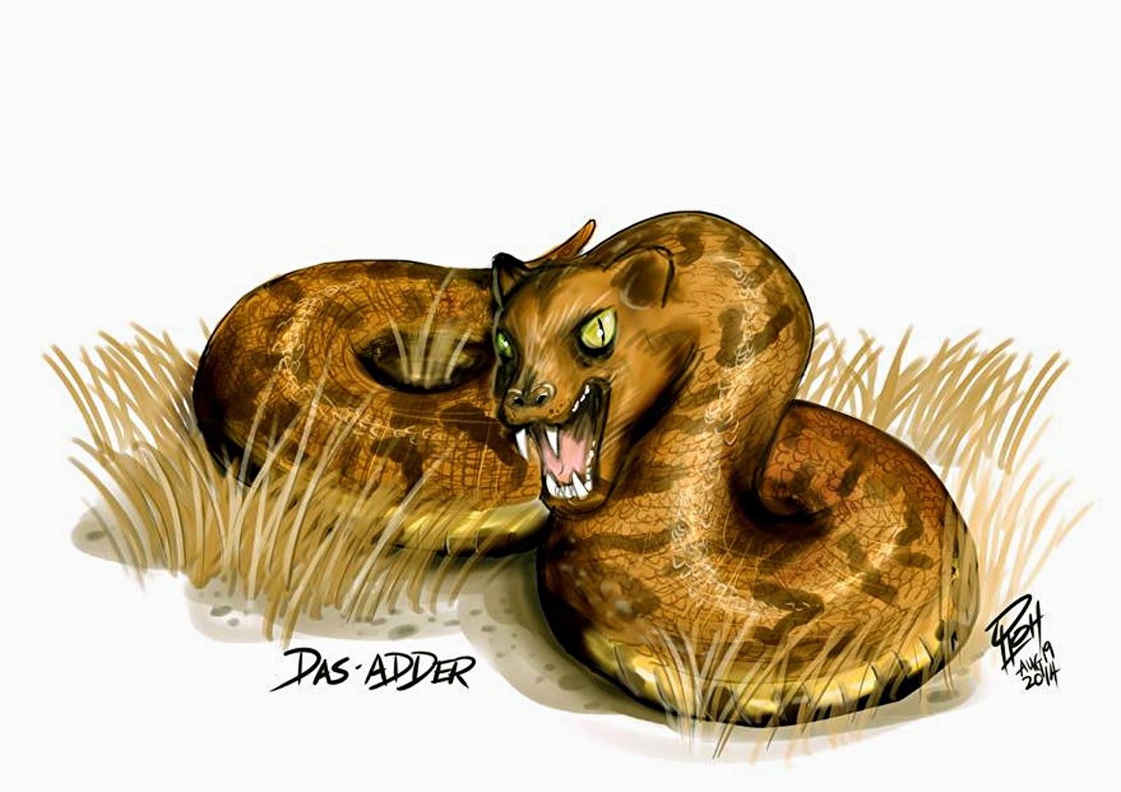 Leucrocuta Mythical Creature