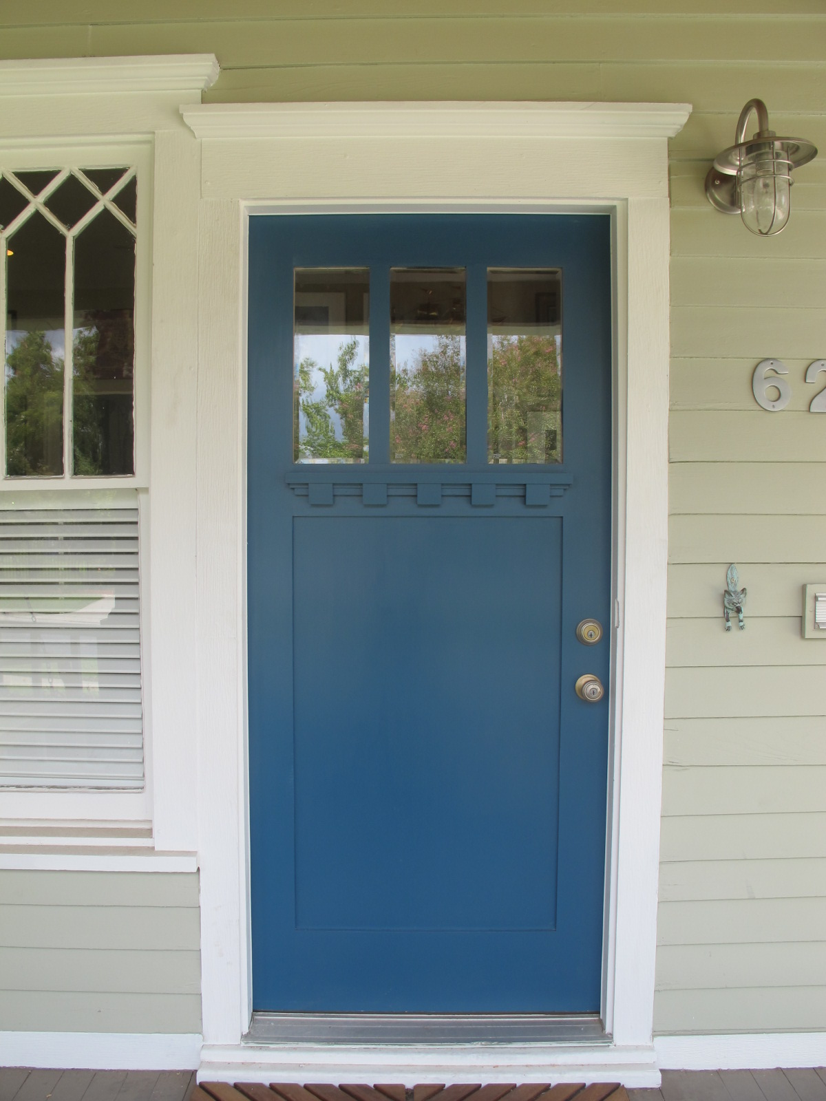 Christie Chase 362 Craftsman Bungalow Door