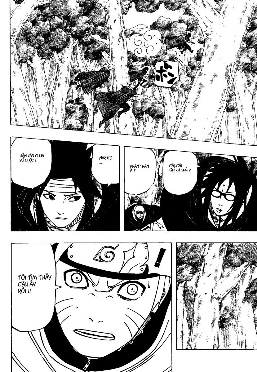 Naruto chap 371 Trang 5 - Mangak.info