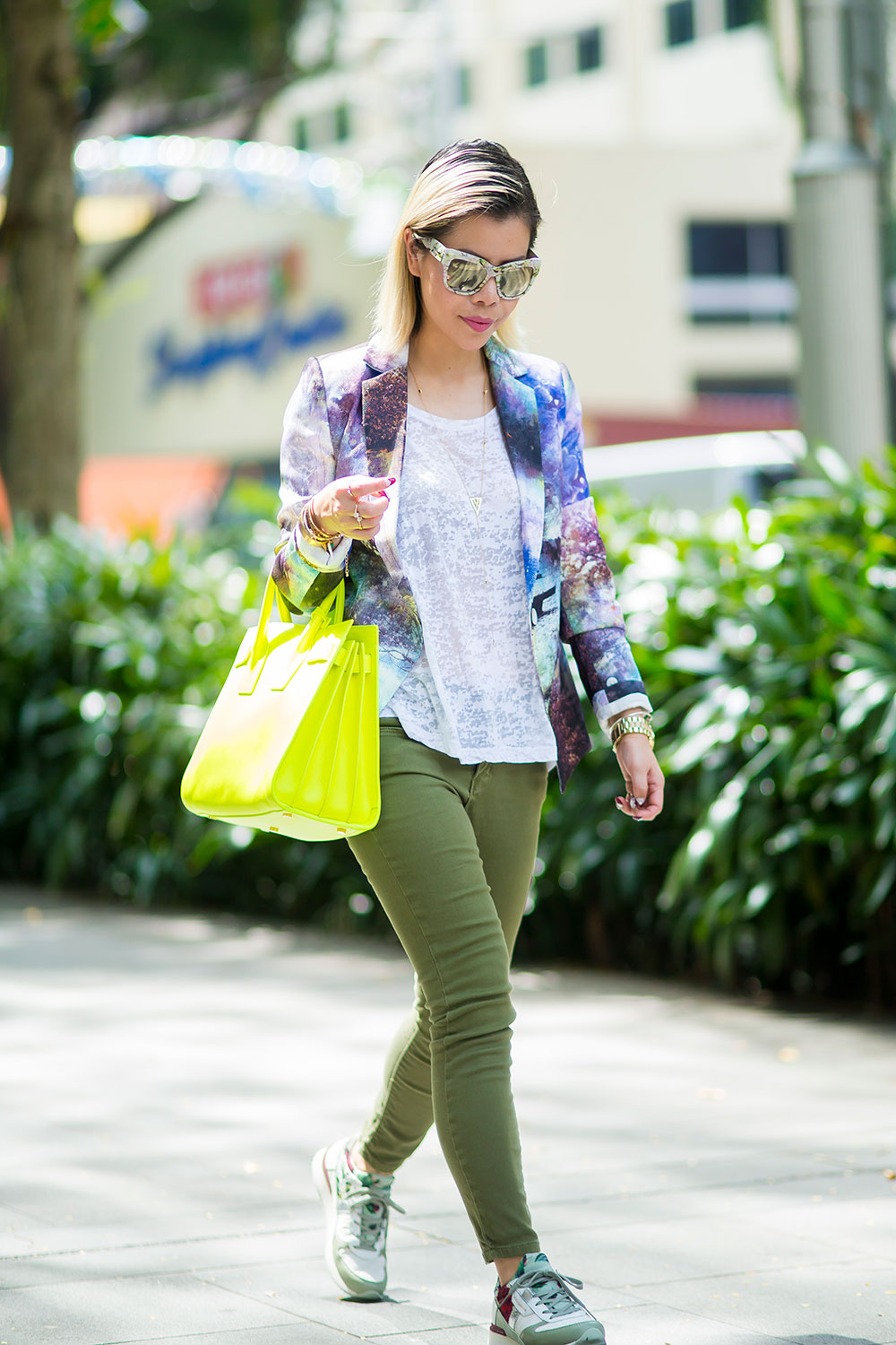 Crystal Phuong- Street style fashion blogger- Casual weekend