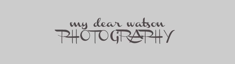 My Dear Watson Photography
