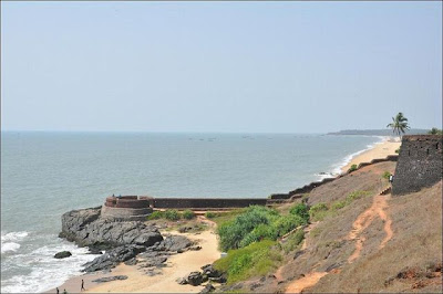 Bekal beautiful beach