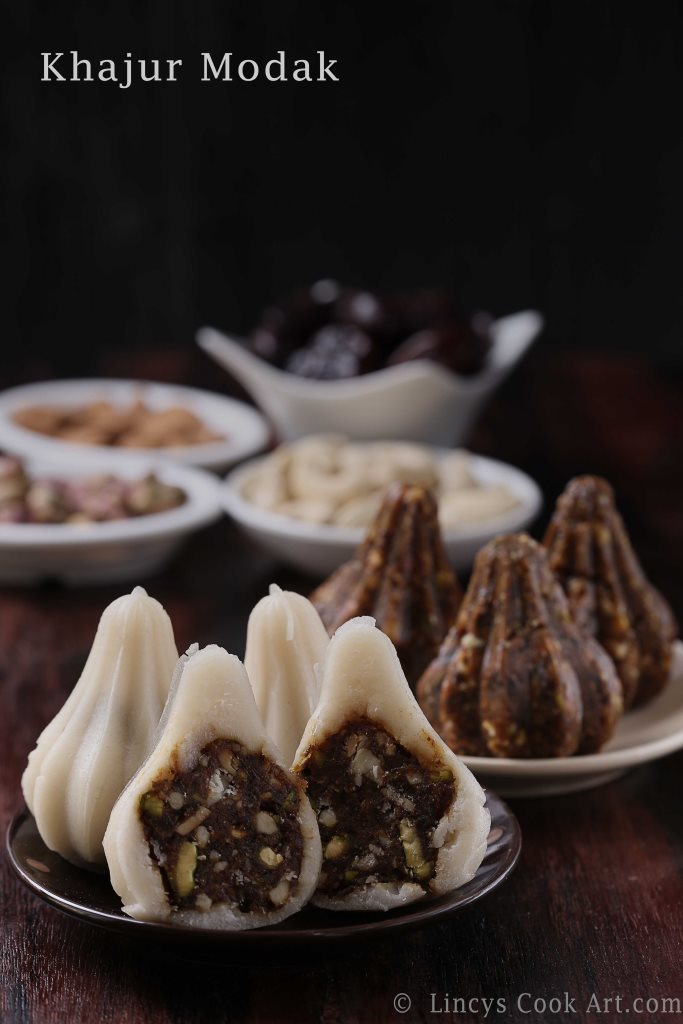 Dates and nuts modak
