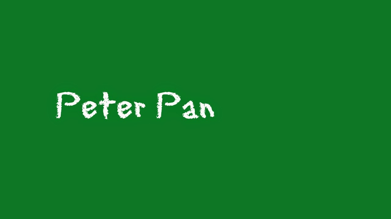 peter pan essays childhood Peter pan is sad but he knows he ought to let wendy choose her own life and he makes a promise to visit her in the future being matured, many people wish to get back to their childhood to never grow up again.