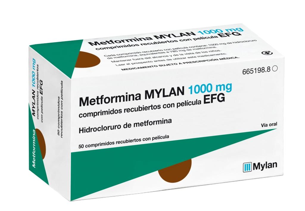 Noticias de Salud: Metformina Mylan EFG, nuevo lanzamiento en ...