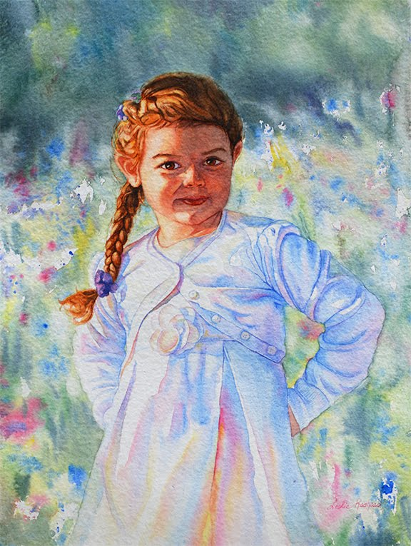 Portraits In Watercolor Workshop