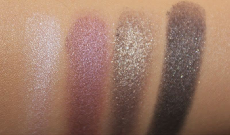 MAC Pink Freeze Eyeshadow Quad