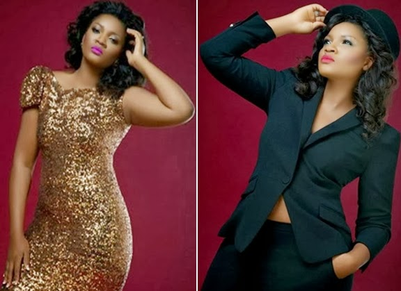 omotola jalade magazine photos