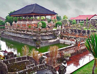 Kertagosa palace, Kertagosa Klungkung, Kertagosa heritage