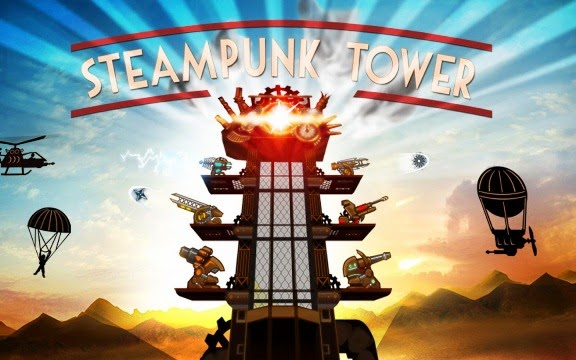 Steampunk Tower MOD APK (Unlimited Points)