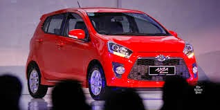 (NEW PRODUA AXIA) IN COMING ON DECEMBER 2014