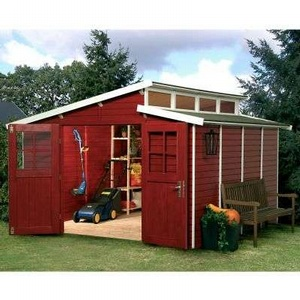 SWEET HOME DESIGN AND SPACE: Create The Garden Shed