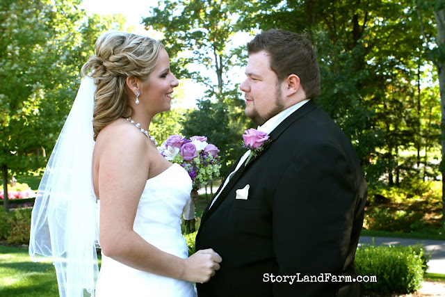 Central Michigan Wedding Photography