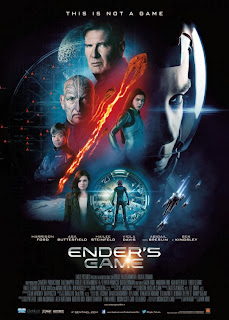 Ender's Game New Poster