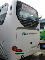 Medium 33 seat PO Safari Dharma Raya