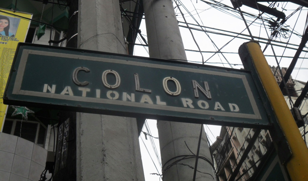The oldest street in the Philippines is also one of the best named