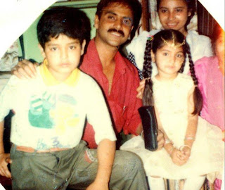 Rare Pics: Anushka Sharma's Childhood Cute Photos