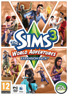 Sims 3 World Adventure