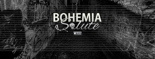 Salute - BOHEMIA the Punjabi Rapper (Lyrics) - punjabi rap star