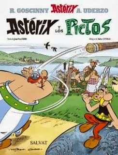 De nuevo Asterix y Obelix