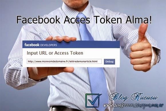 how to get access token debugger