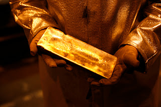 Gold is a precious metal commodity