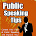 Public Speaking Tips - Free Kindle Non-Fiction