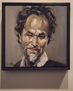 Self-Portrait No 6- Wei Bin Chen