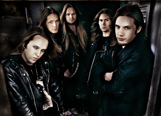 latest Lineup of Children of Bodom
