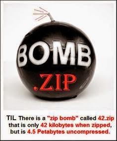 Zip Bomb