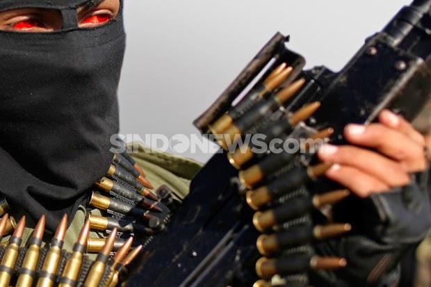 Puluhan Teroris di Indonesia Gabung ISIS