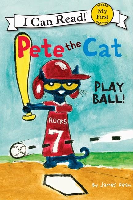 http://www.amazon.com/Pete-Cat-Play-Ball-First/dp/0062110667
