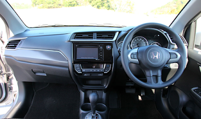 Foto Interior Honda BRV Indonesia