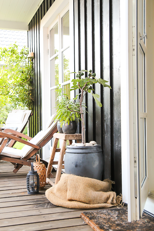 Amalie loves Denmark Sommerferienabende im Garten